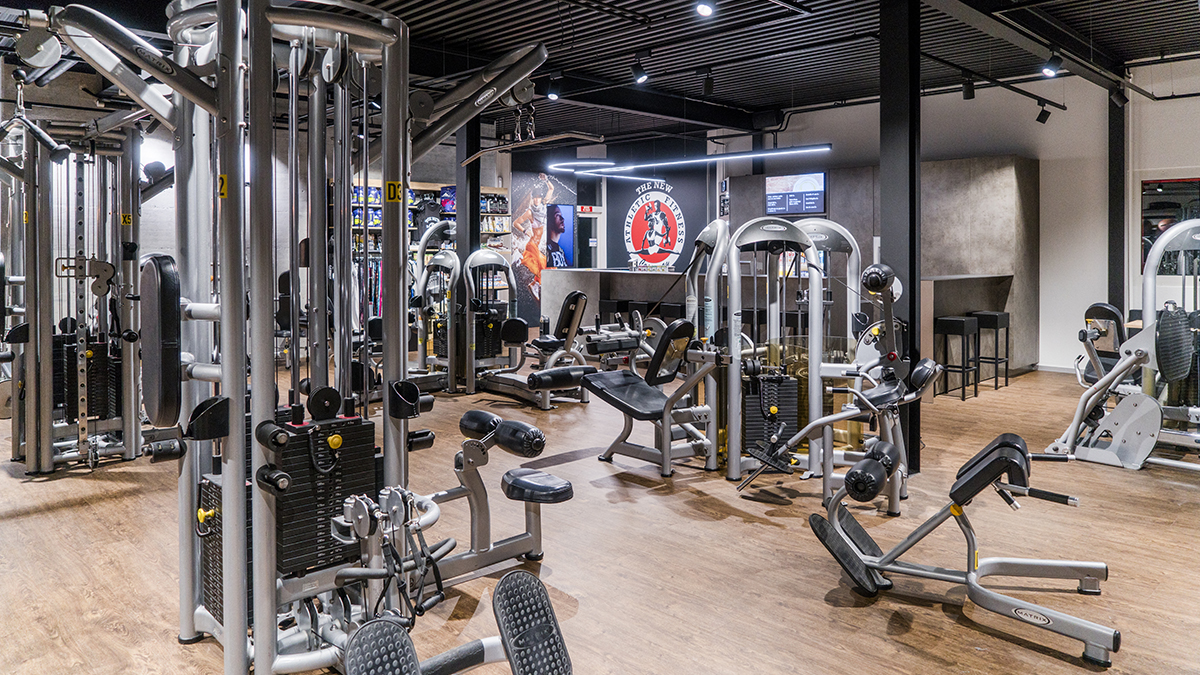 musculation fitness athletic design