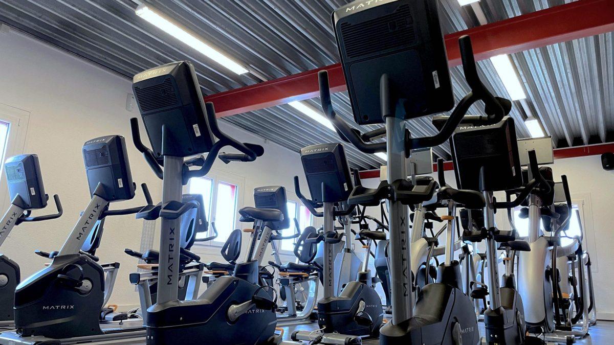 fitness cardio vélo elliptique athleticfitness